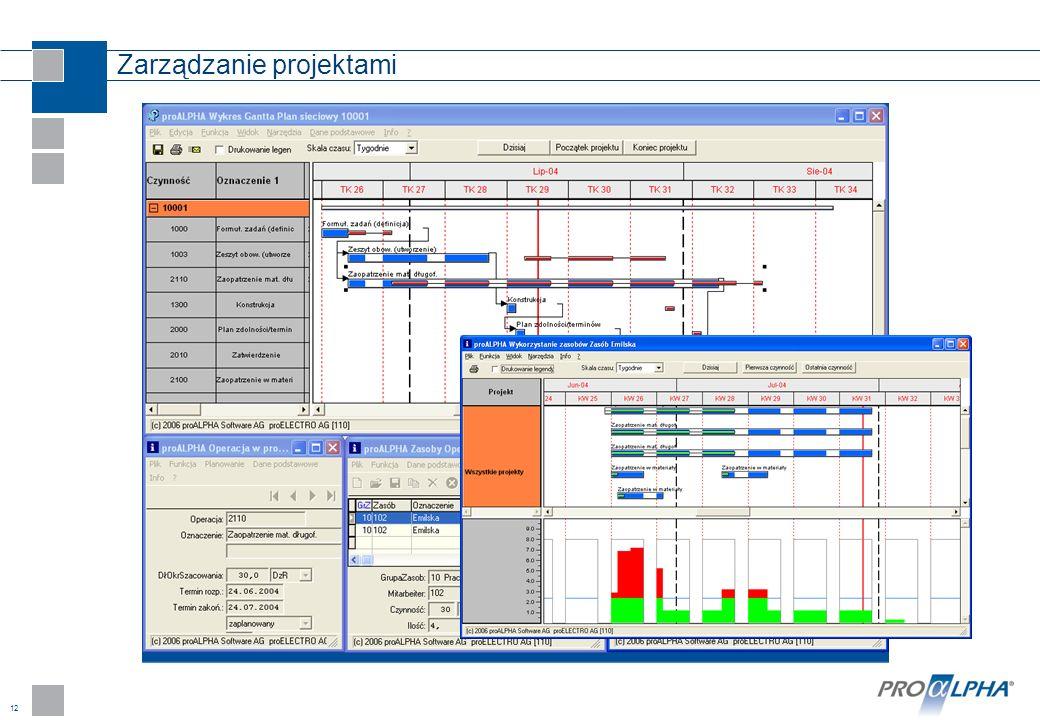 12 Zarządzanie projektami