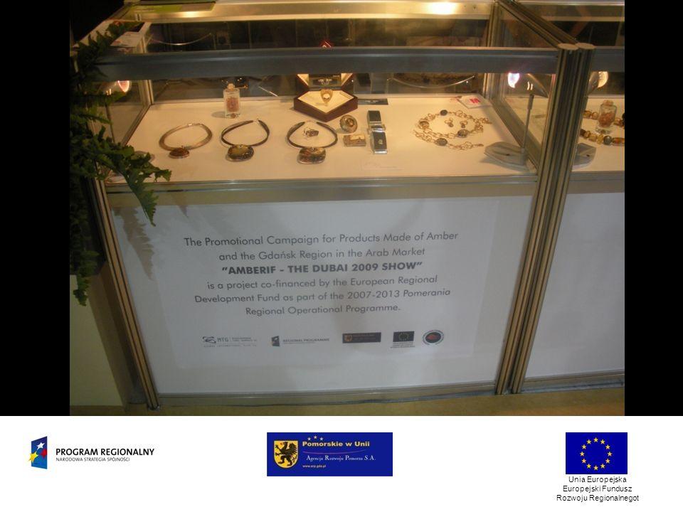 Unia Europejska Europejski Fundusz Rozwoju Regionalnegot