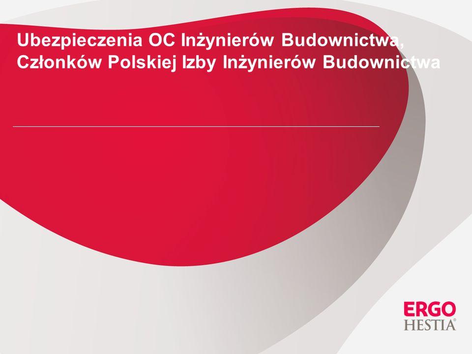 Ubezpieczenia OC Inżynierów Budownictwa, Członków Polskiej Izby Inżynierów Budownictwa