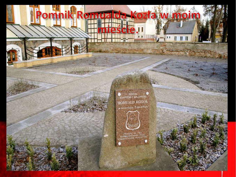 Komendant Powiatu Kolno Narodowego Zjednoczenia Wojskowego.