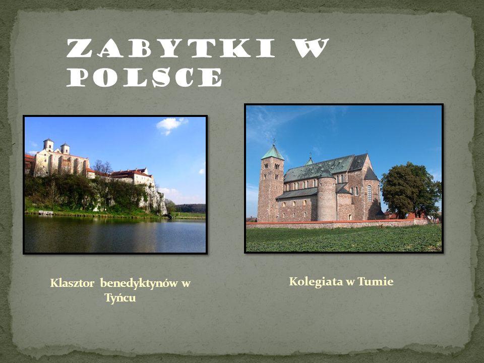 Kolegiata w Tumie Zabytki w Polsce