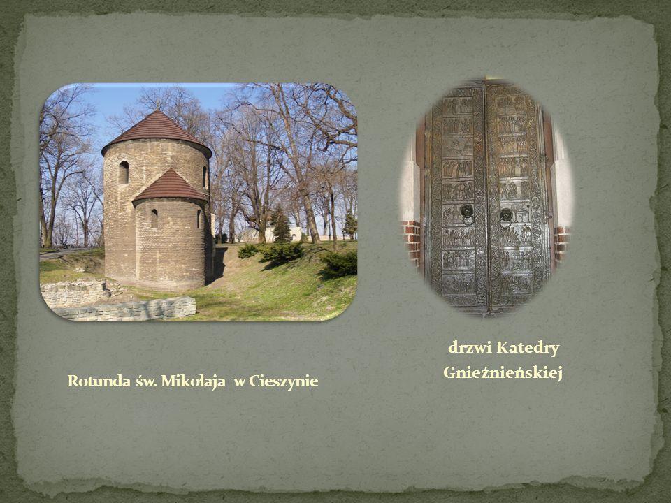 drzwi Katedry Gnieźnieńskiej