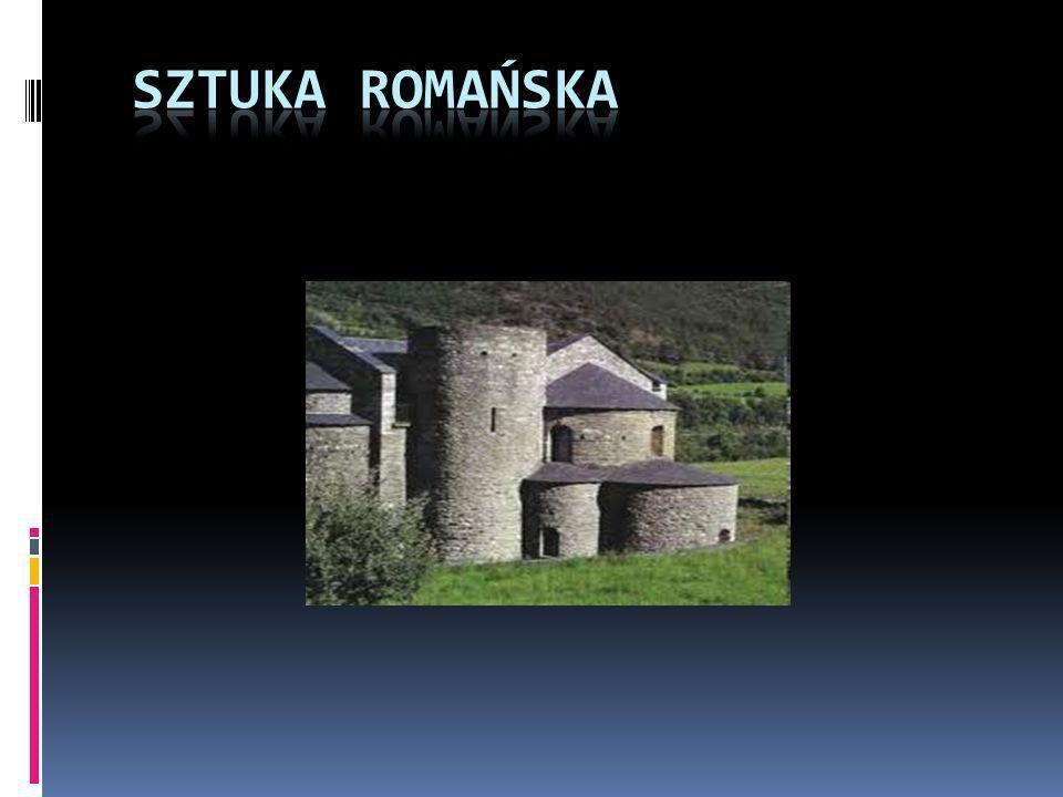Sztuka Sztuka romańska (styl romański, romanizm) - styl w sztukach plastycznych wykonywanych z kamienia XI – XIII wieku.