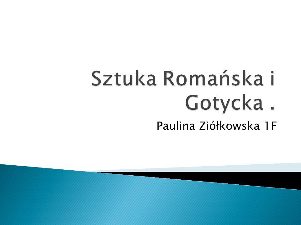 Paulina Ziółkowska 1F
