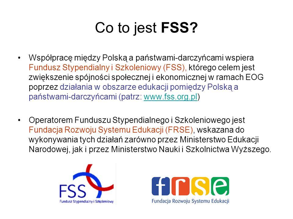 Budżet FSS dla Polski W latach 2008-2011 FSS zakłada wykorzystanie 13,3 mln.
