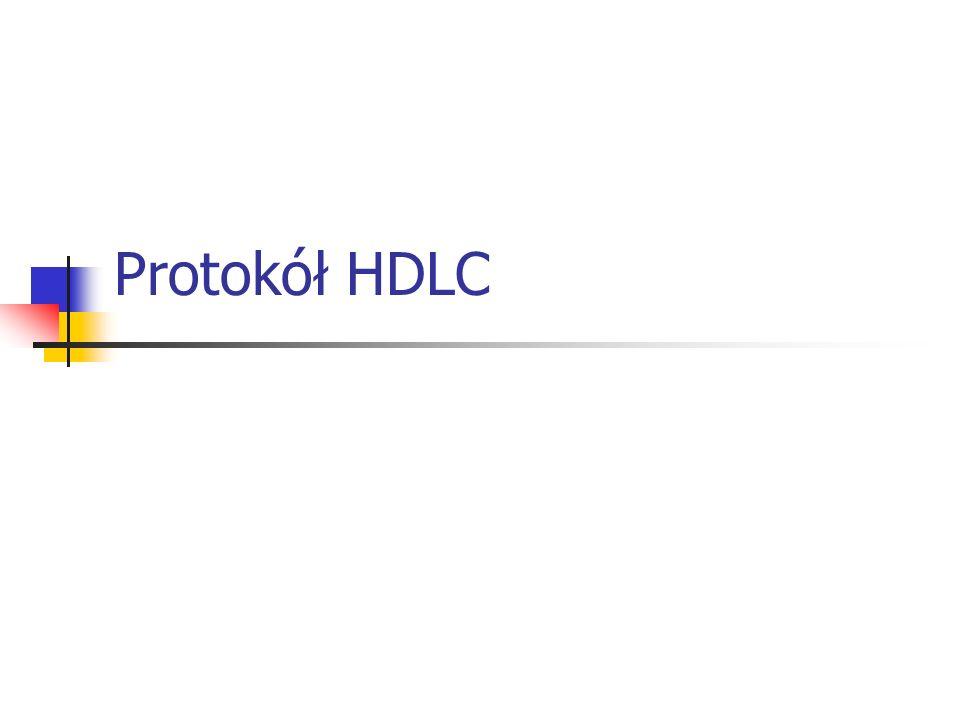 Protokół HDLC
