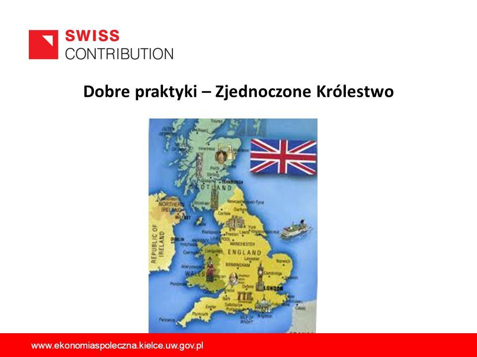 Dobre praktyki – Zjednoczone Królestwo www.ekonomiaspoleczna.kielce.uw.gov.pl