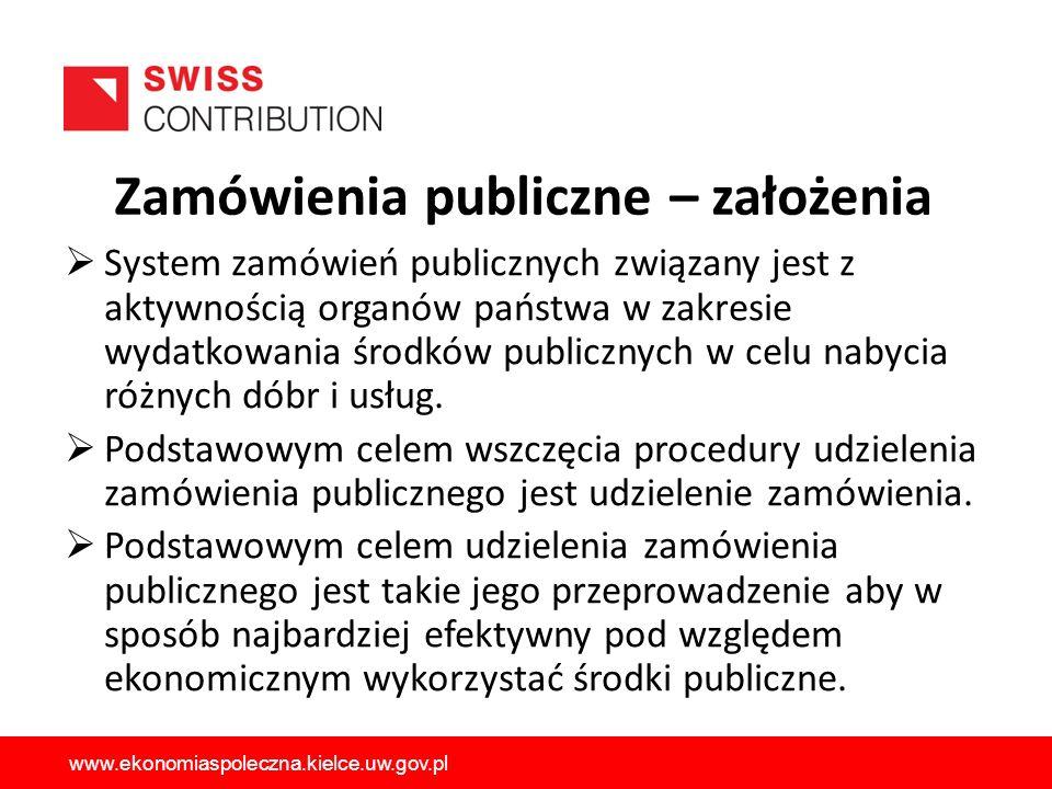 System zamówień publicznych związany jest z aktywnością organów państwa w zakresie wydatkowania środków publicznych w celu nabycia różnych dóbr i usług.
