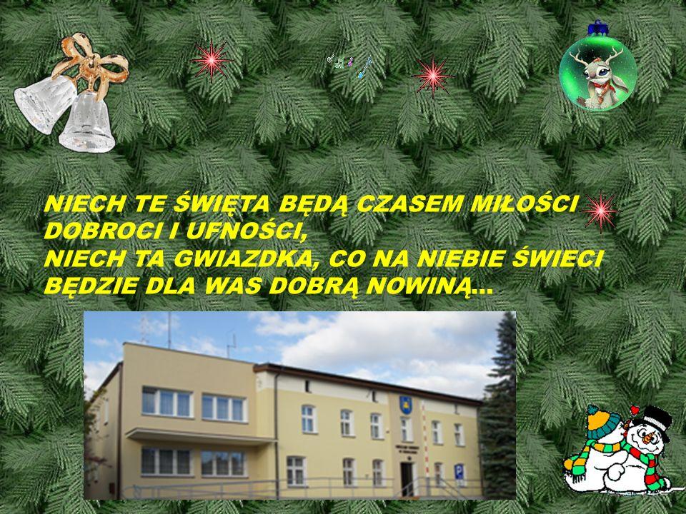 Serdeczne życzenia dla mieszkańców Bzowa!