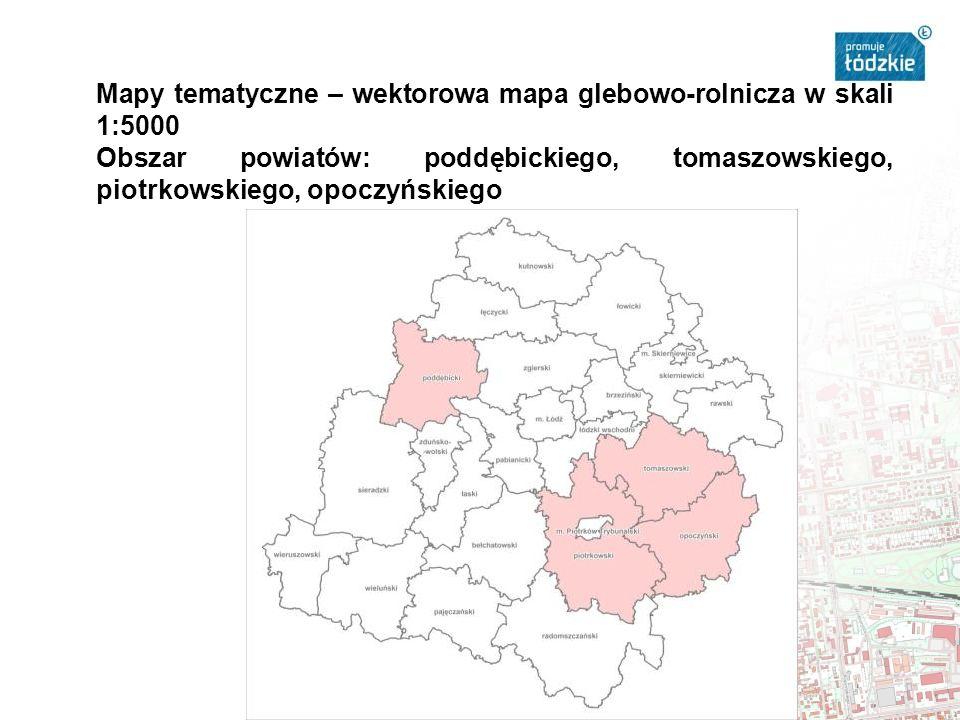 Uruchomienie Geoportalu Województwa Łódzkiego www.geoportal.lodzkie.pl