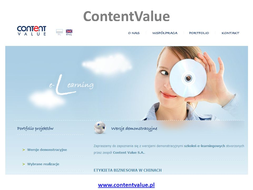 ContentValue www.contentvalue.pl