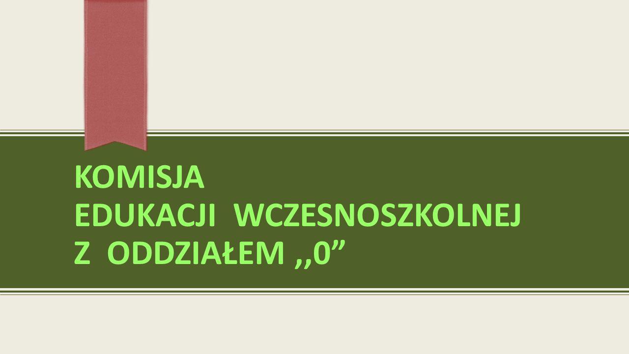 KOMISJA HUMANISTYCZNA Gimnazjum Samorządowe nr 1