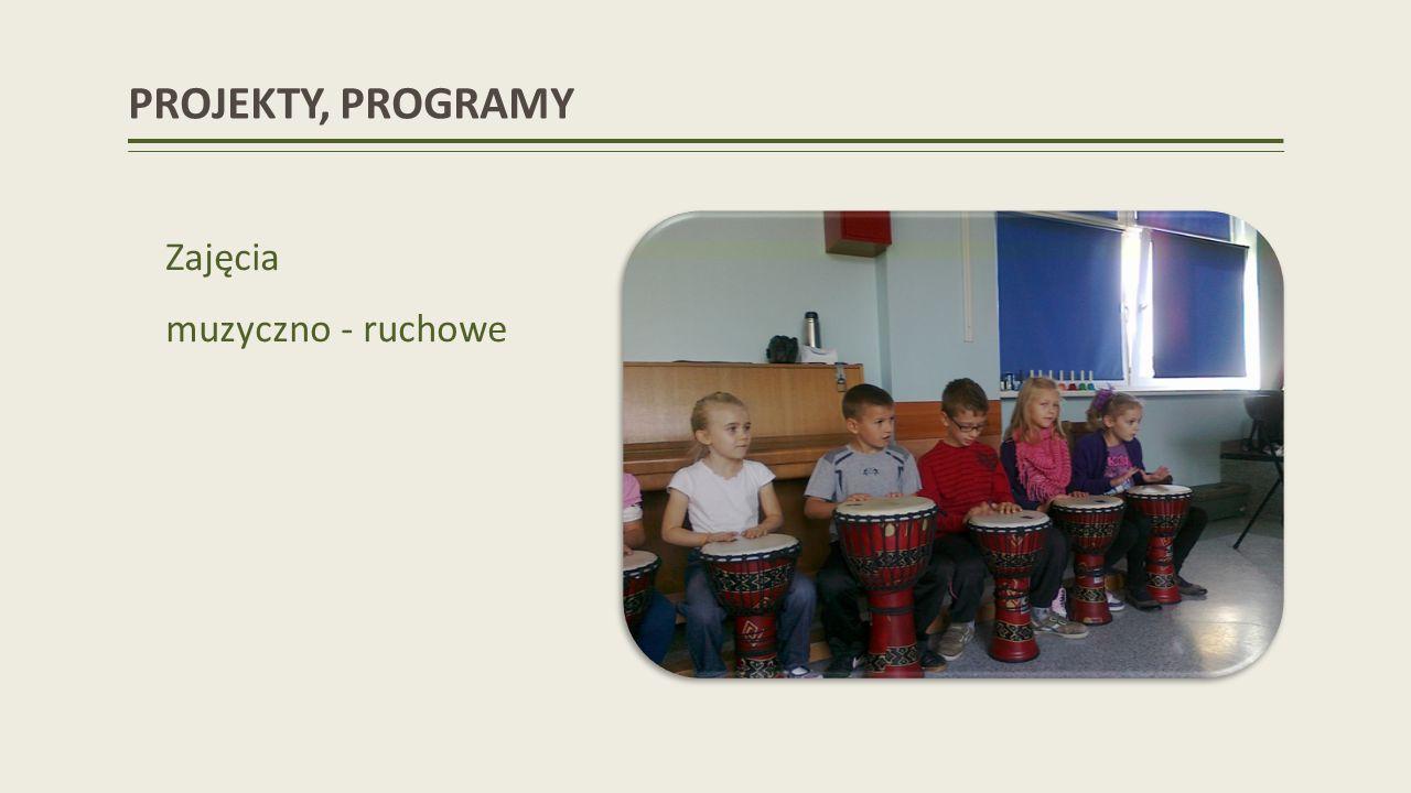 PROGRAMY, PROJEKTY Od października 2012 wszyscy uczniowie uczący się języka angielskiego otrzymali kody dostępu do strony FunEnglish.pl.