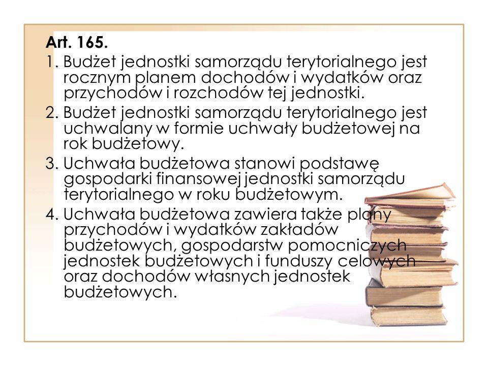 Art.165. 1.