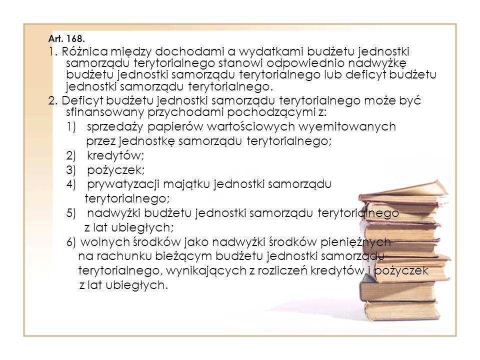 Art.168. 1.