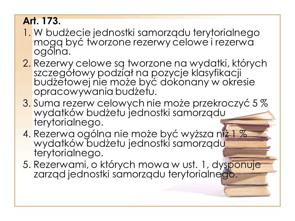 Art.173. 1.