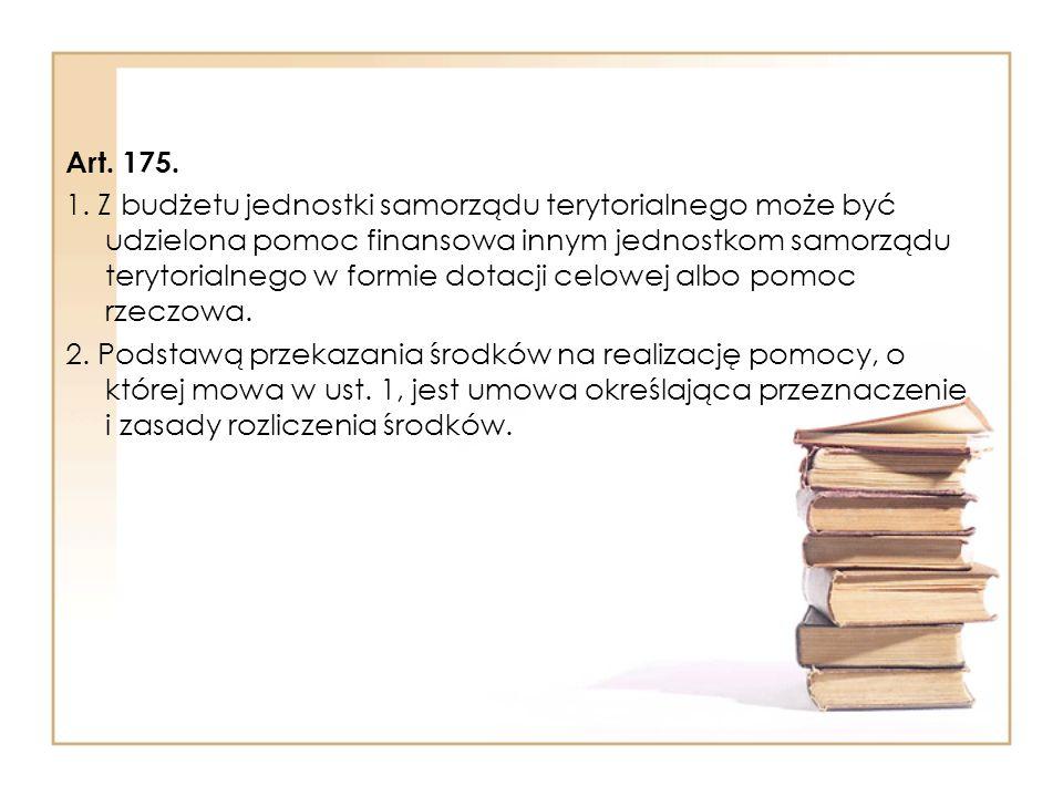 Art.175. 1.