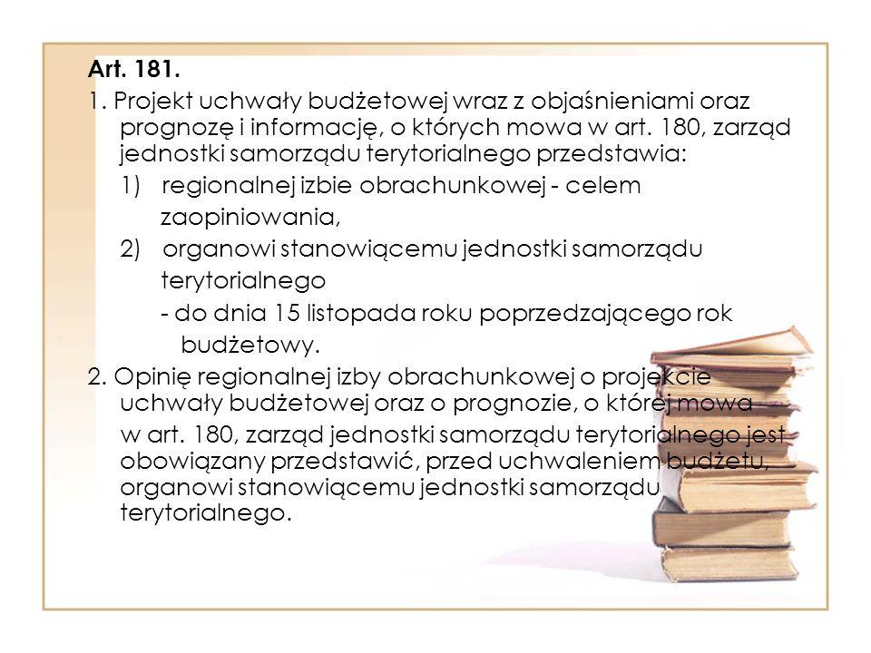 Art.181. 1.