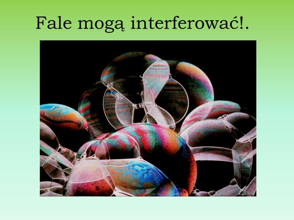 Fale mogą interferować!.