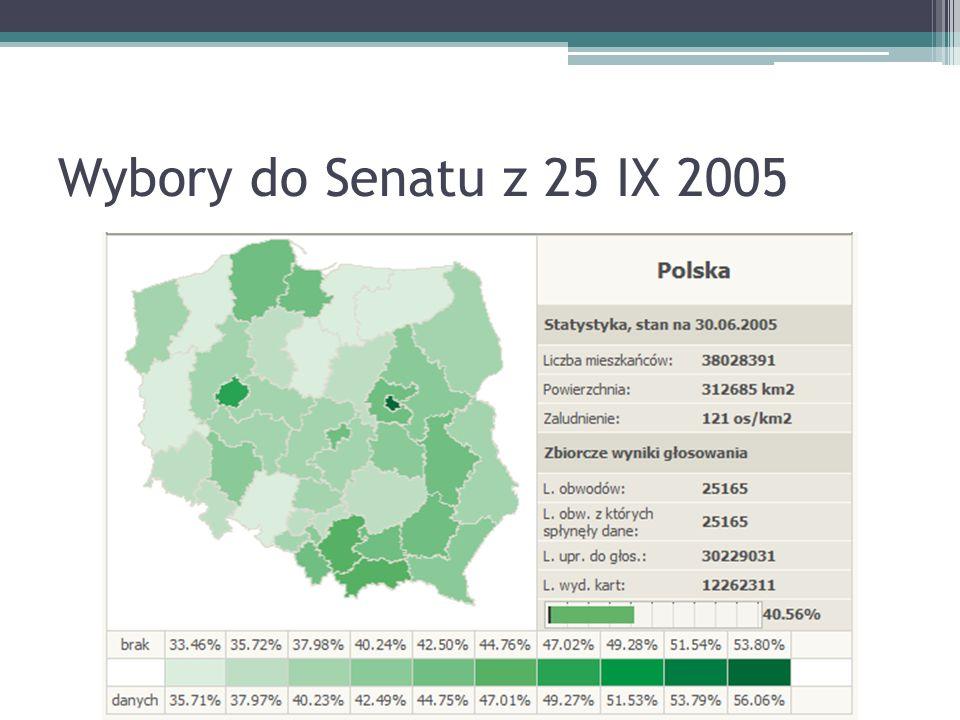 Wybory do Senatu z 25 IX 2005