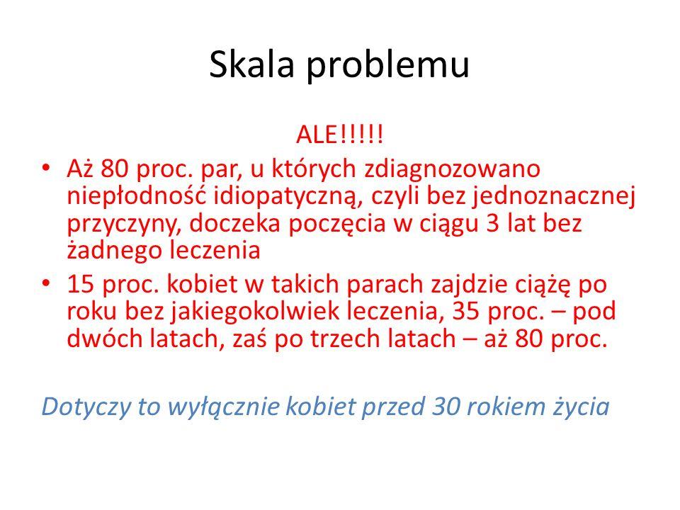 Skala problemu