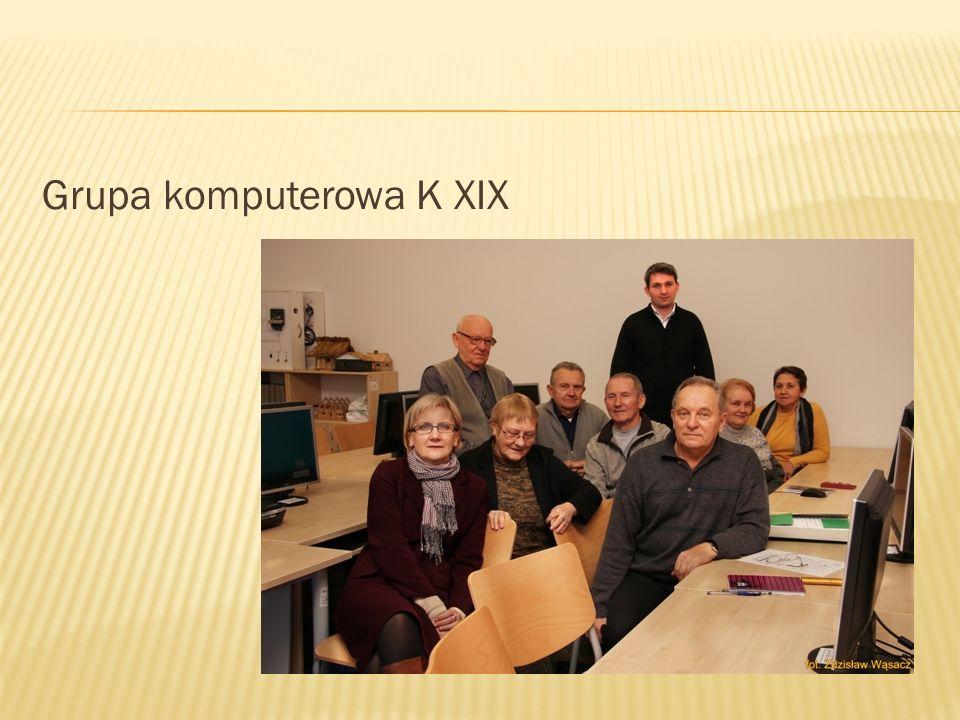 Grupa komputerowa K XIX