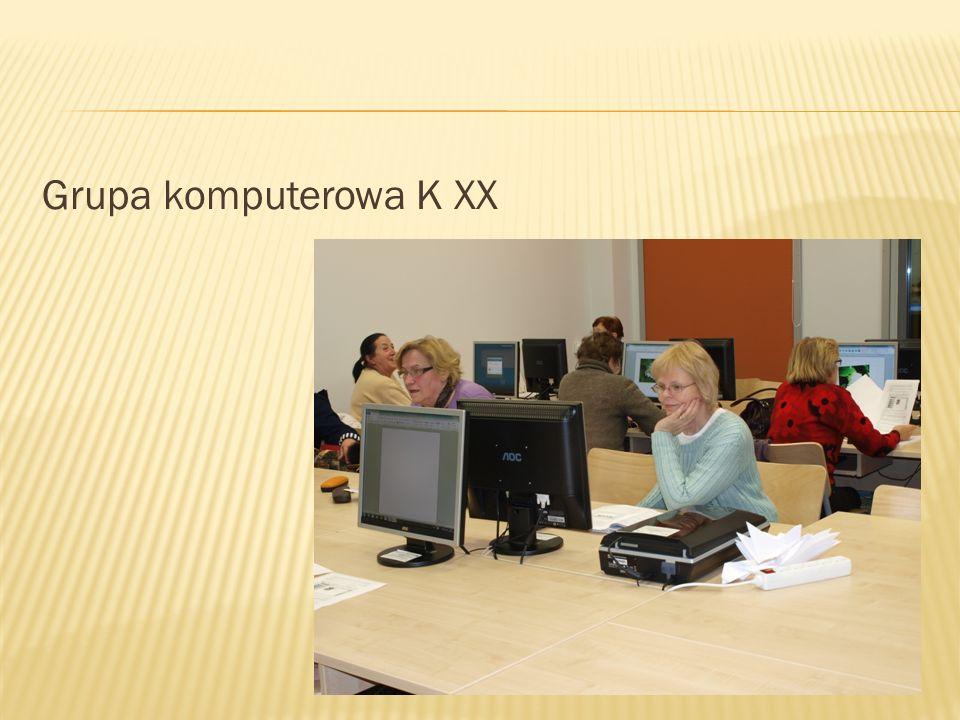 Grupa komputerowa K XX