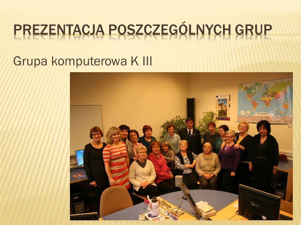 Grupa komputerowa K III