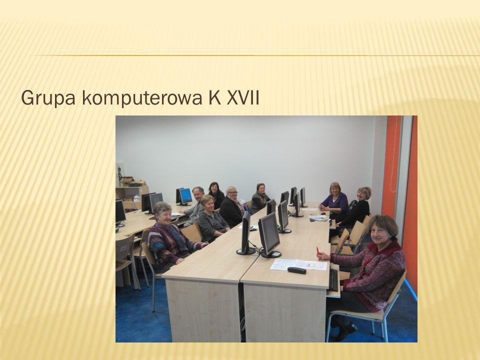 Grupa komputerowa K XVII