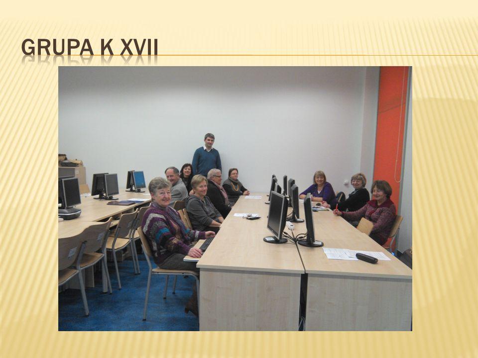 Grupa komputerowa K XVIII