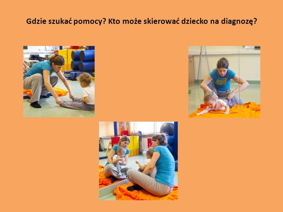 Gdzie szukać pomocy? Kto może skierować dziecko na diagnozę?