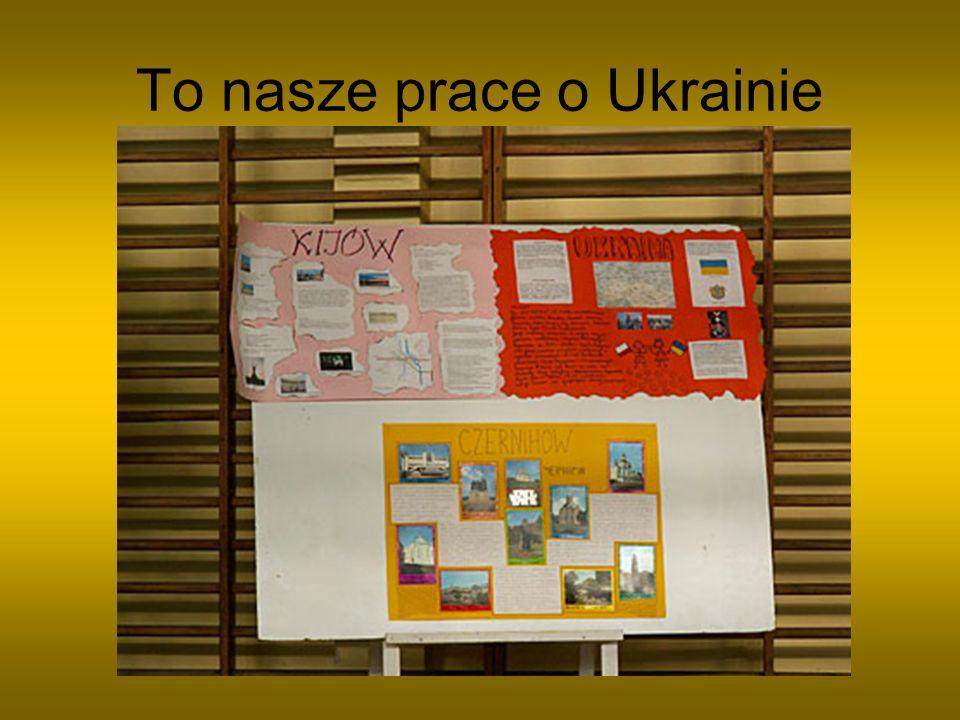 Akademia Teologiczna w Kijowi A po drodze zwiedzamy stolicę Ukrainy