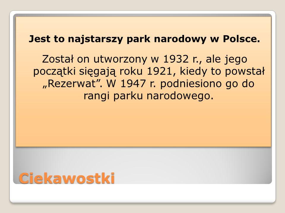 Ochrona środowiska Chroni on najlepiej zachowany fragment Puszczy Białowieskiej – ostatni na niżu Europy las naturalny o charakterze pierwotnym, jaki przed wiekami rozciągał się w strefie lasów liściastych i mieszanych.