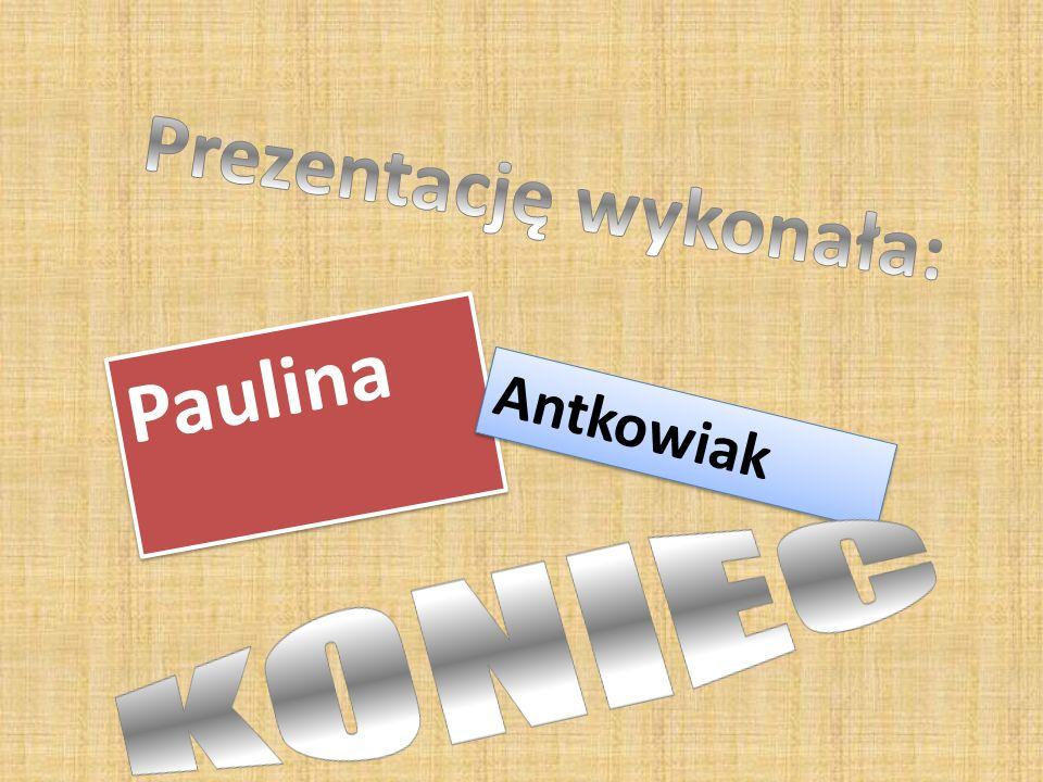 Paulina Antkowiak