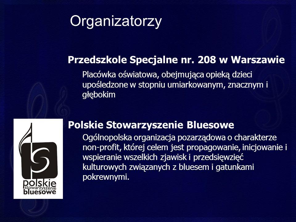 Organizatorzy Przedszkole Specjalne nr.