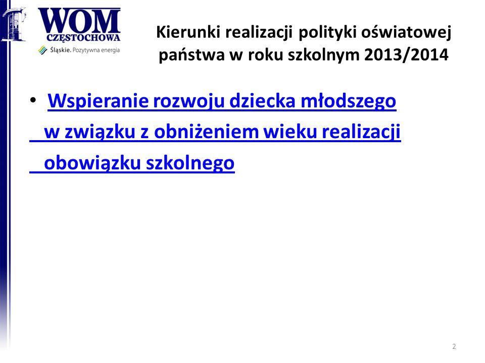 Rozporządzenie MEN z dnia 30 kwietnia 2013r.§7.