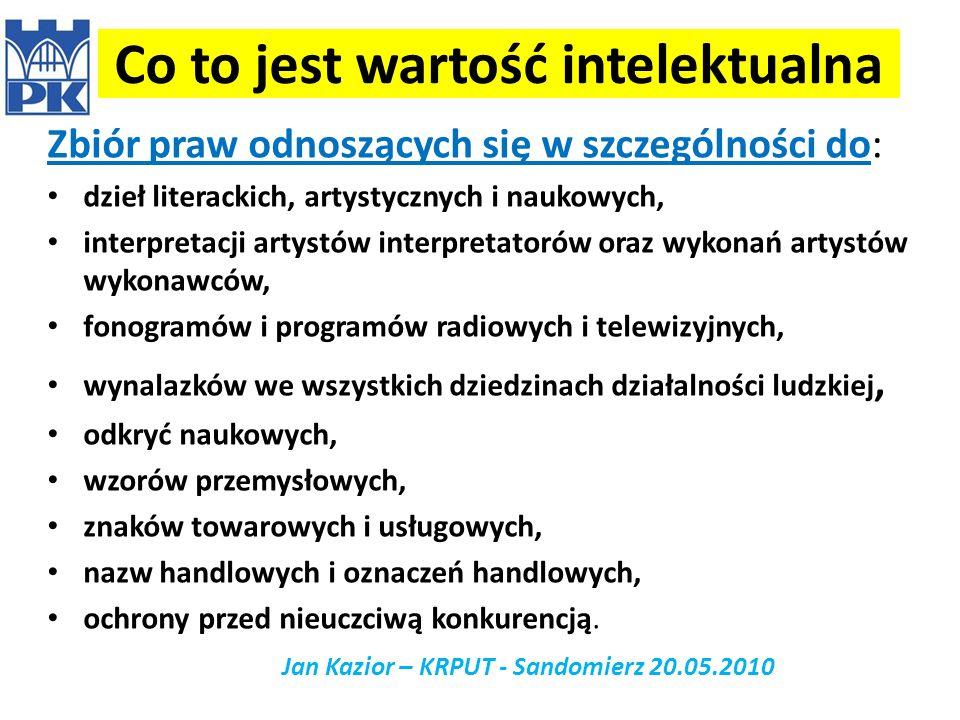 Rozporządzenie MNiSW Jan Kazior - Sandomierz 20.05.2010