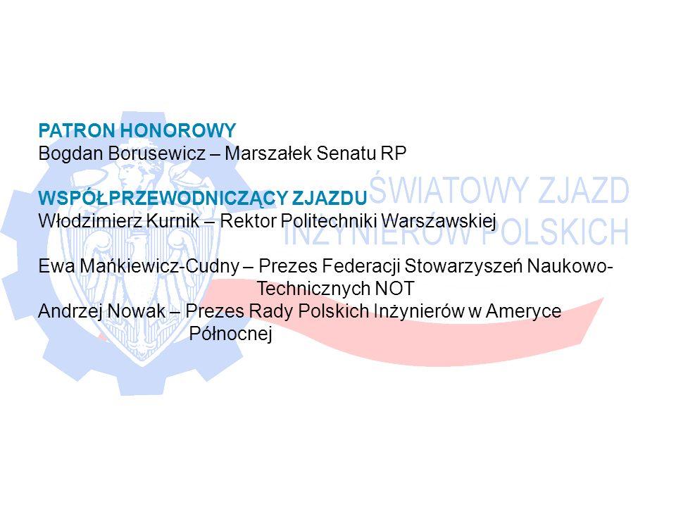 Głównym zadaniem jest podjęcie zagadnień rozwiązań systemowych, które mogłyby wspierać: implementację nowoczesnych technologii, współpracę gospodarczą z środowiskami polonijnymi, upowszechnienie polskiej myśli technicznej nawiązanie i zacieśnianie kontaktów transfer technologii i opracowań naukowo-badawczych tworzenie międzynarodowych zespołów