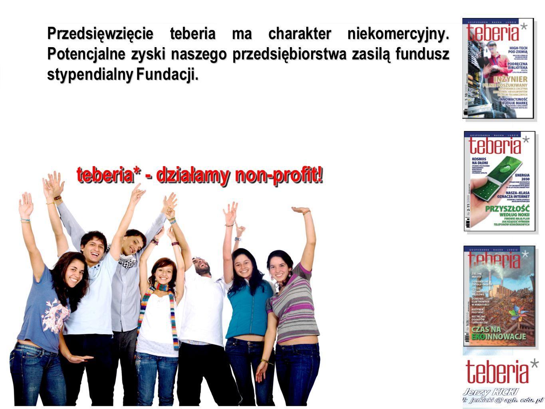 © teberia.pl_Sandomierz_21.05.2010 teberia* - działamy non-profit.