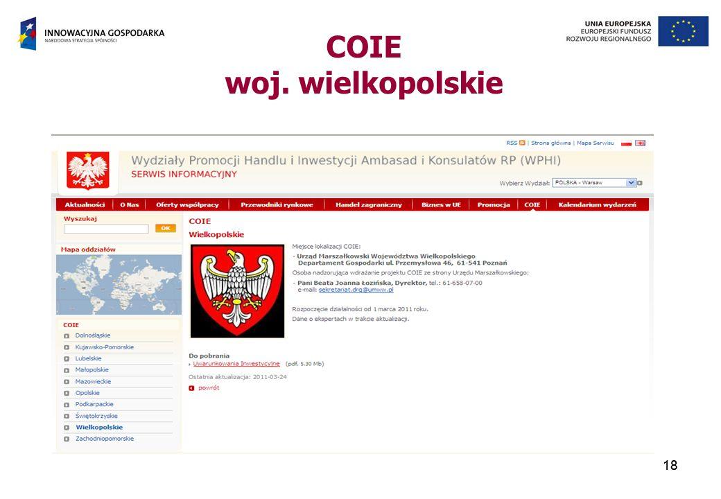 18 COIE woj. wielkopolskie 18