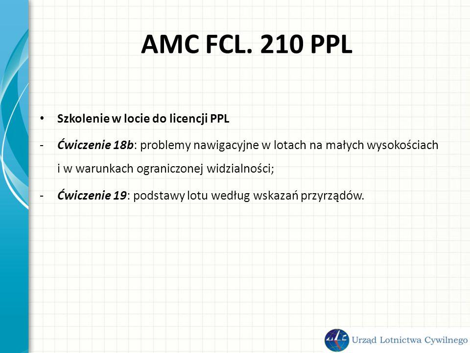 AMC FCL.