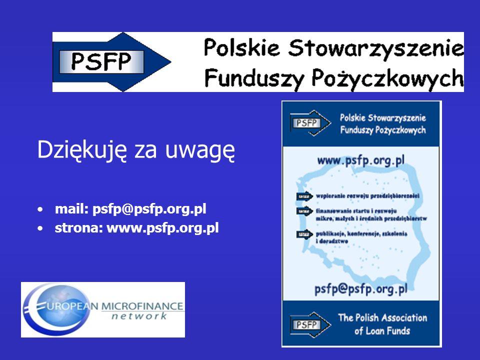 12 Dziękuję za uwagę mail: psfp@psfp.org.pl strona: www.psfp.org.pl