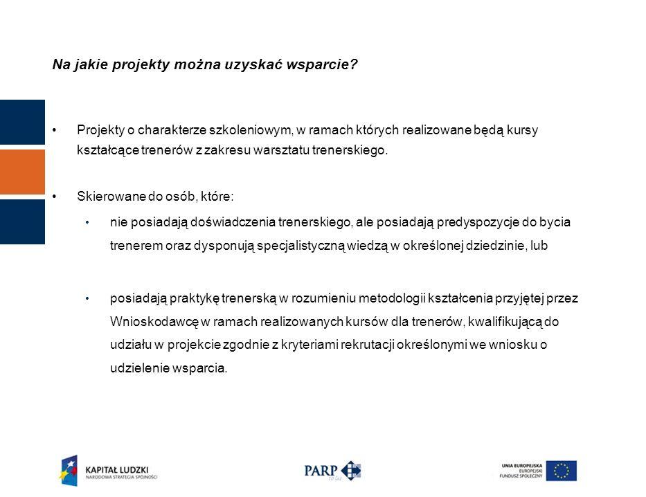 Okres realizacji projektu Maksymalny okres realizacji projektu - 26 miesięcy.
