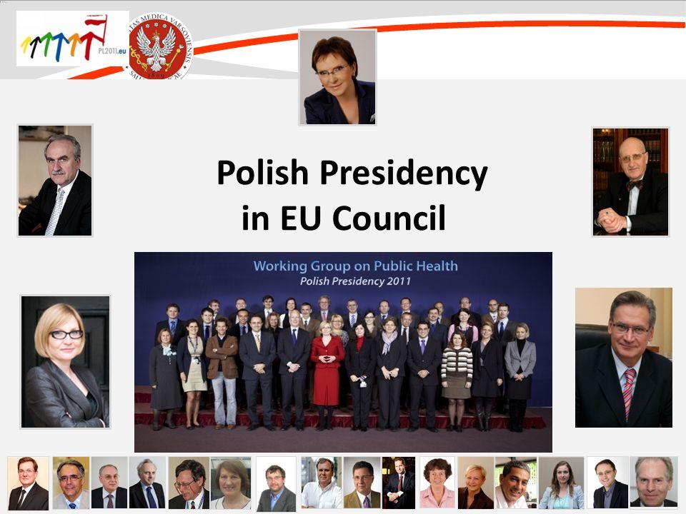 Polish Presidency in EU Council