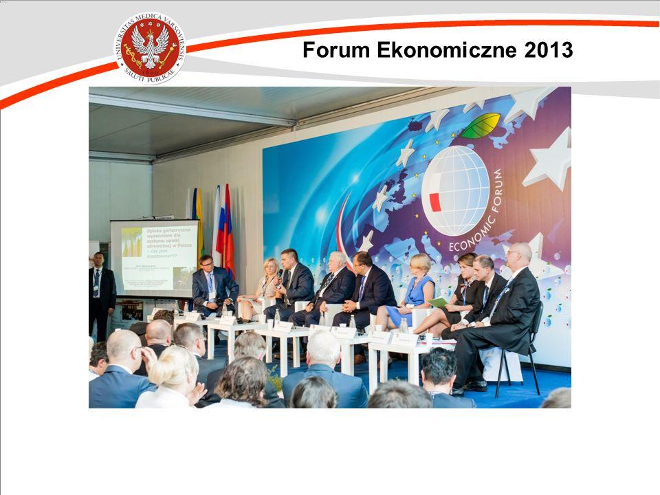 Forum Ekonomiczne 2013