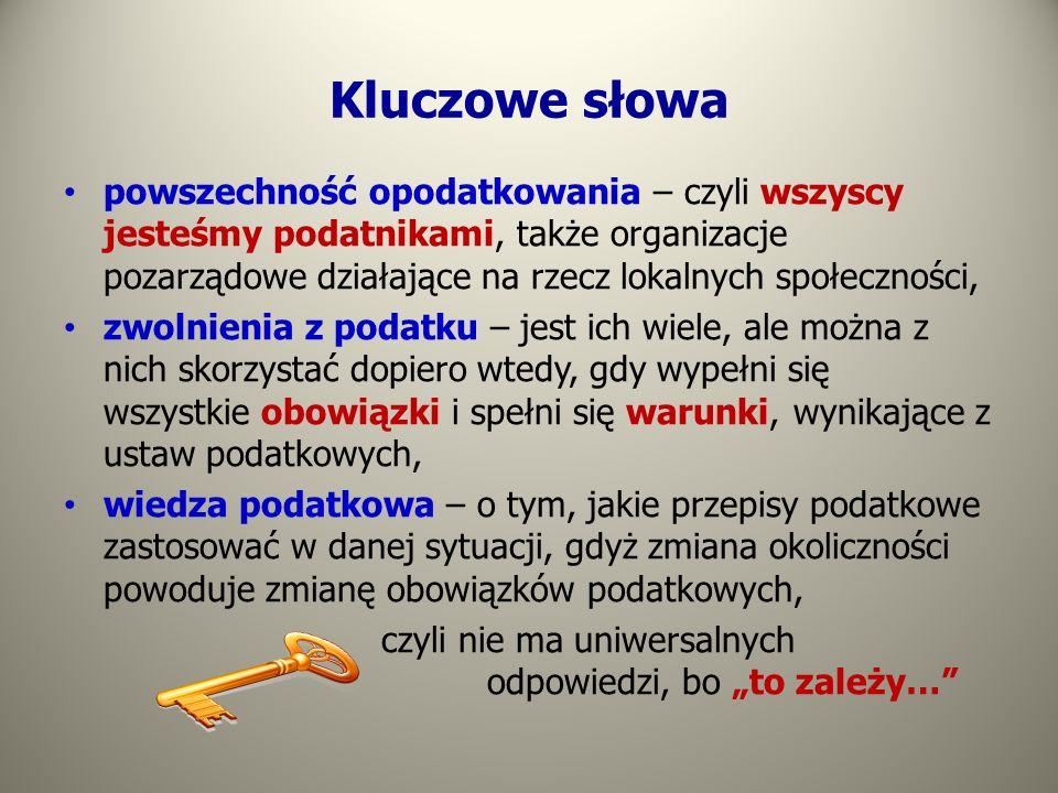 Jakie są podatki w polskim systemie podatkowym 1) podatek dochodowy od osób prawnych 2) podatek dochodowy od osób fizycznych: - zasady ogólne, - ryczałt ewidencjonowany, - karta podatkowa 3) podatek tonażowy 4) podatek od wydobycia niektórych kopalin 5) podatek od towarów i usług VAT 6) podatek akcyzowy 7) podatek od czynności cywilnoprawnych 8) opłata skarbowa 9) podatek od spadków i darowizn 10) podatek od gier 11) podatek rolny 12) podatek leśny 13) podatki i opłaty lokalne - p.
