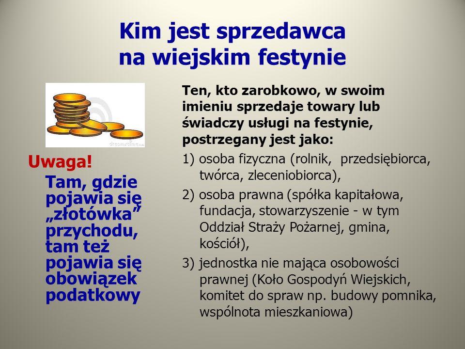 Loteria fantowa - niespodzianki podatkowe, czyli czy warto organizować loterię Ustawa o podatku od gier (Dz.