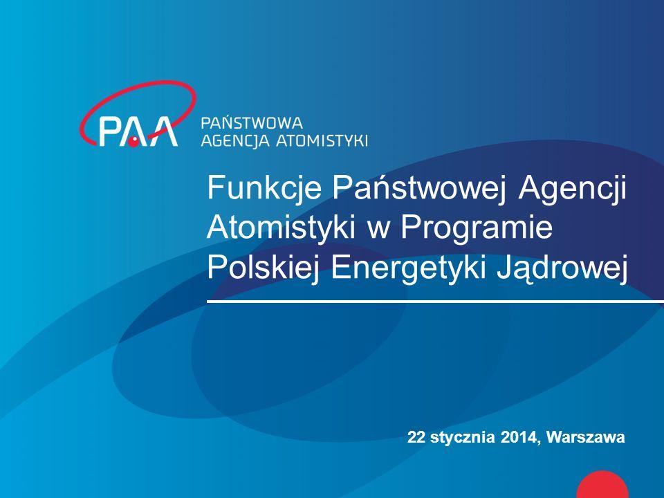 2 Janusz Włodarski – Prezes Państwowej Agencji Atomistyki Ur.