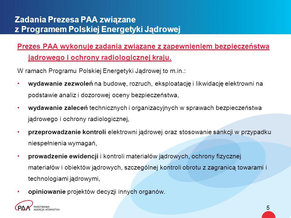 6 Rola PAA na etapie wyboru lokalizacji i budowy Wymagane dokumenty Decyzja o środowiskowych uwarunkowaniach Opinia dot.