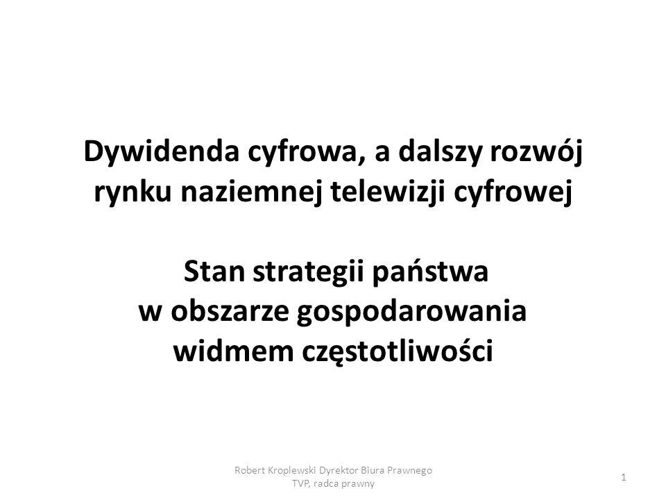 Dziękuję za uwagę robert.kroplewski@tvp.pl Robert Kroplewski Dyrektor Biura Prawnego TVP, radca prawny 12